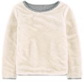 Chloé Mini Me reversible sweatshirt