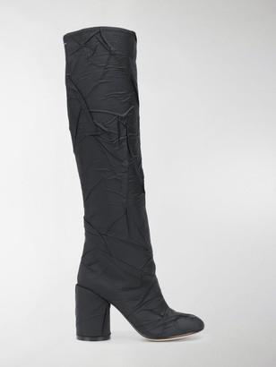 MM6 MAISON MARGIELA Knee-Length Boots