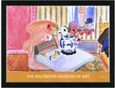 Art Source Anemones & Chinese Vase by Henri Matisse (Offset Lithograph)