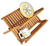Lipper Bamboo Dish Rack