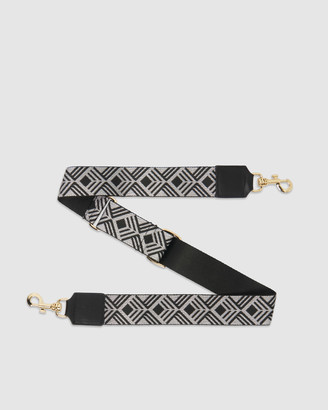 Urban Originals Women's Black Bags - Strap - Black Silver - Size One Size at The Iconic
