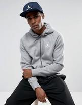 Jordan Nike Jumpman Snapback Cap In Navy 861452-451