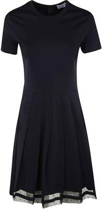 RED Valentino Short Sleeved Dress