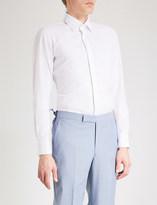 Richard James Contemporary-fit cotton poplin shirt