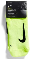 Nike Women's Elite No-Show Running Socks