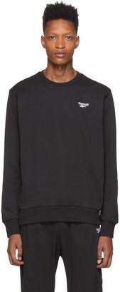 Reebok Classics Black Classics Small Vector Sweatshirt