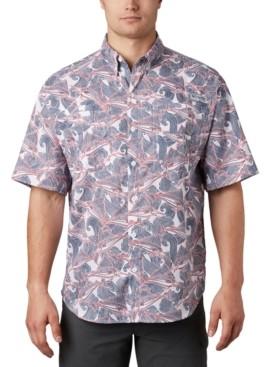 Columbia Men's Pfg Super Tamiami Short Sleeve Shirt