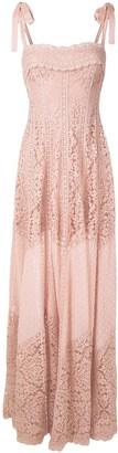 Martha Medeiros Regina lace gown