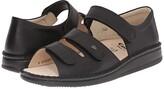 Finn Comfort Baltrum (Black) Shoes