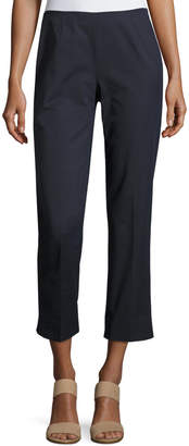 Lafayette 148 New York Straight-Leg Cropped Pants
