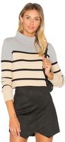 For Love & Lemons x KNITZ Mon Cherie Cropped Sweater
