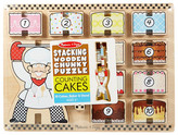 Stacking Wooden Chunky Puzzle - Counting Cakes