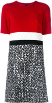 Paule Ka striped T-shirt dress
