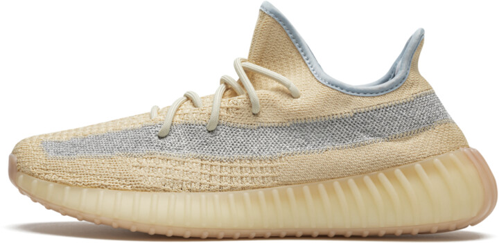 Adidas Yeezy Boost 350 V2 'Linen' Shoes - Size 4