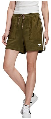 adidas Shorts (Dust Green) Women's Shorts
