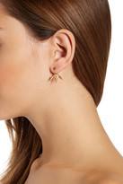 Dogeared Follow Your Spirit Spiked Earrings