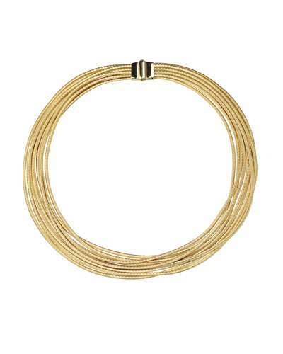 Marco Bicego Cairo 18k Gold Nine-Strand Necklace