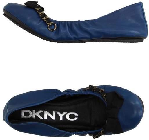 DKNY (ディー ケー エヌワイ) - DKNY バレエシューズ