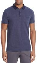 BOSS ORANGE Picktown Micro Dot Slim Fit Polo Shirt