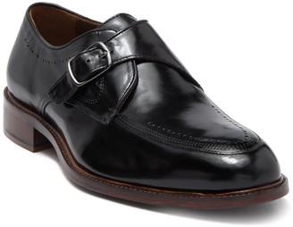 Johnston & Murphy Sayer Monk Strap Shoe
