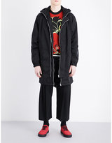Mcq Alexander Mcqueen Hooded Shell Jacket