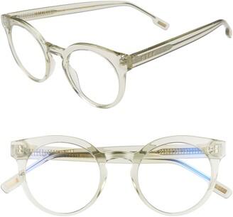 DIFF Selena 47mm Blue Light Blocking Optical Glasses