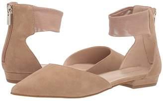 Pelle Moda Dale (Black Suede) Women's Shoes