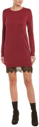BCBGeneration Lace Sweaterdress