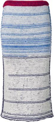 Calvin Klein High Knit Skirt