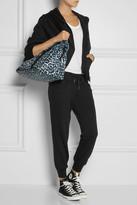 adidas by Stella McCartney Cotton-blend jersey track pants