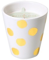Nobrand No Brand Gold Dot Filled Candle