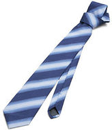 Kenneth Cole Shaded Cotton Stripe Tie