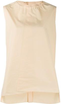 Marni Wrap-Front Backwards Shirt
