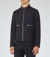 Reiss Yukon Tab Collar Jacket