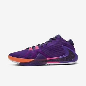 Nike Basketball Shoe Zoom Freak 1 'All Bros 4' GE