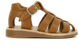 Pom D'Api Papy Yapo Buckled Leather Sandals