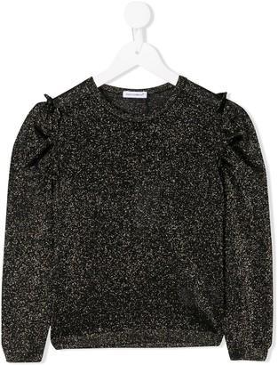 Dolce & Gabbana Glitter Detail Jumper