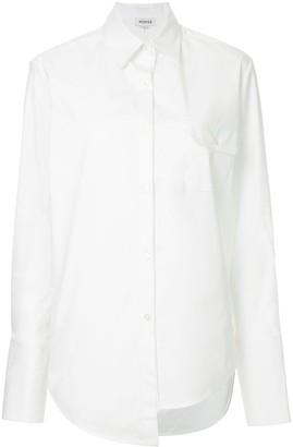 Monse asymmetric shirt