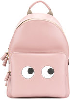 Anya Hindmarch Eyes backpack - women - Calf Leather/Bos Taurus - One Size