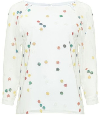 Phase Eight Evie-Rose Sequin Blouse