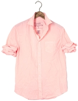 Frank And Eileen Mens Luke Light Poplin Shirt