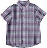 E-Land Kids Plaid Shirt (Toddler/Kids) - Pink-8