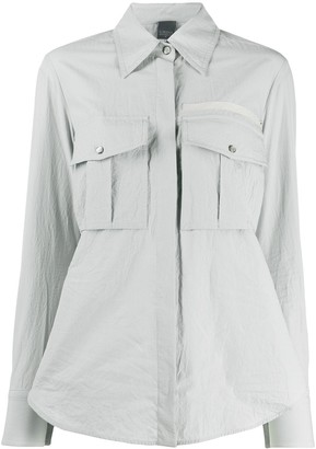 Lorena Antoniazzi Patch Pocket Shirt