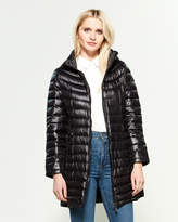 Calvin Klein Petite Full-Zip Packable Down Jacket