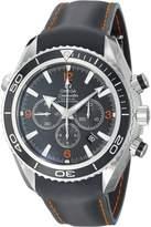 Omega Men's 2910.51.82 Seamaster Planet Ocean Automatic Chronometer Chronograph Watch