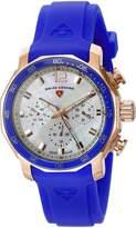 Swiss Legend Women's SL-16192SM-RG-02-Blub Blue Geneve Stainless Steel Watch