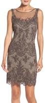 Pisarro Nights Petite Women's Embellished Dress