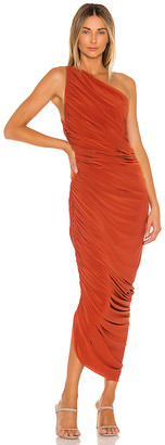 Norma Kamali Diana Gown