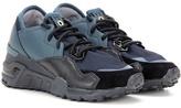 Y-3 Wedge Sock Run Sneakers