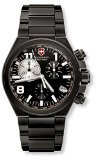 Victorinox Men's CONVOY 241255 Titanium Swiss Quartz Watch